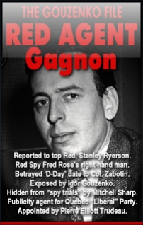 Red Agent Jean-Louis Gagnon