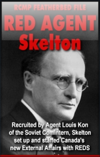 Red Agent Oscar D.Skelton: