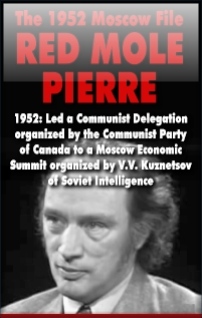 Red Mole Pierre Elliott Trudeau