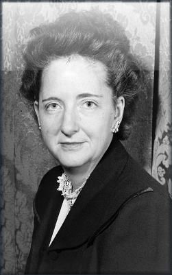 Elizabeth Terrill Bentley, January 1, 1908 – December 3, 1963